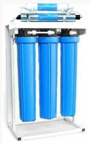 Small UV UF Portable Water Purifier
