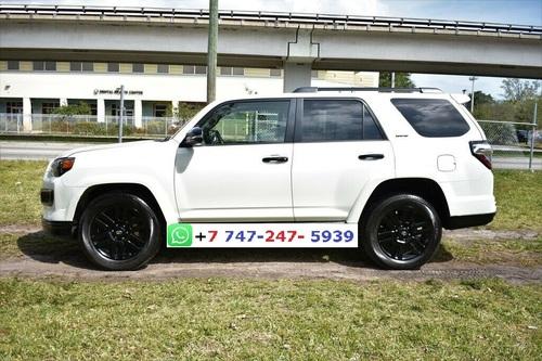 2019 Toyota 4 Runner Limited Nightshade Car