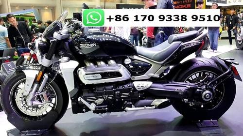 2020 Triumph 3 GT Bikes