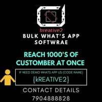 Bulk SMS Software For Whats App