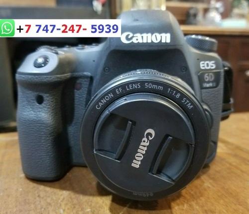 EF Lens EOS 6D Camera