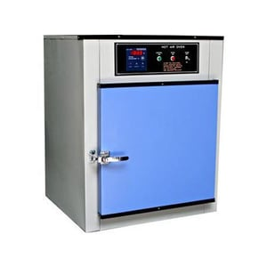 Hot Air Oven with Digital Display