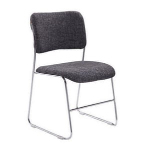 L Fabric Stacking Chairs