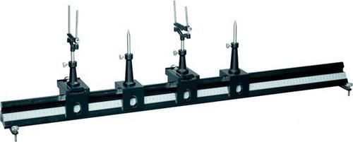 Optical Bench Triangular Rail Type