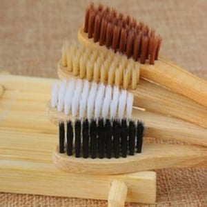 Disposable Bamboo Tooth Brush