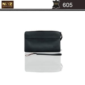 Ladies Leather Cosmetic Pouch