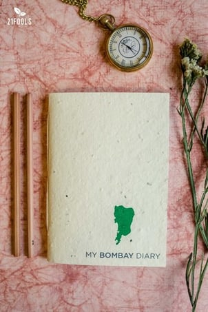 Plantable Seed Paper Diary