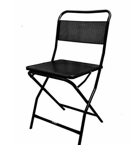 Stainless Steel Black Banquet Chair
