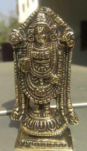 Antique Hindu God Statue