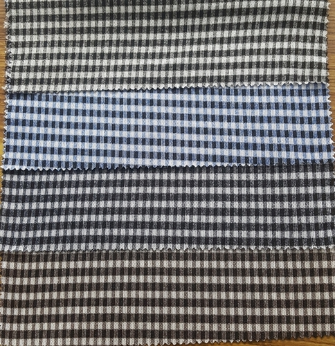 Check Knitted Fabric Gsm 170