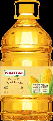 Five Liter Naktal Corn Oil