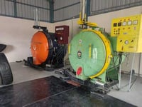 Industrial Tyre Curing Chamber