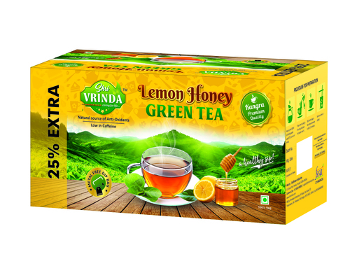 Lemon Honey Green Tea Weight: 50 Grams (G)