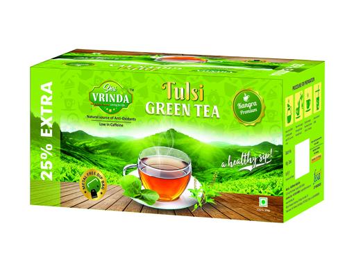 Organic Tulsi Green Tea Weight: 50 Grams (G)