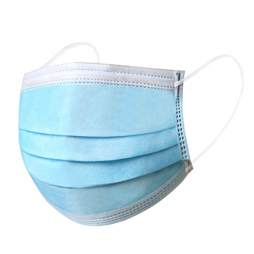 Three Layer Disposable Face Mask