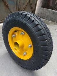 4008 Tyre Tube With Plate Disc