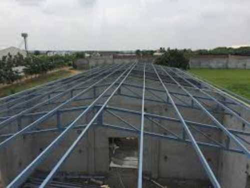Prefabricated Steel Structures For Industrial