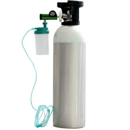 Aluminium Portable Oxygen Cylinder