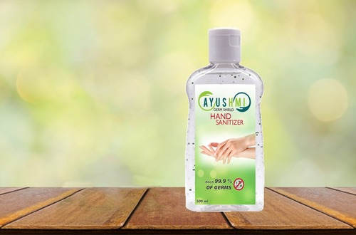 Ayushmi Germ Shield Hand Sanitizer