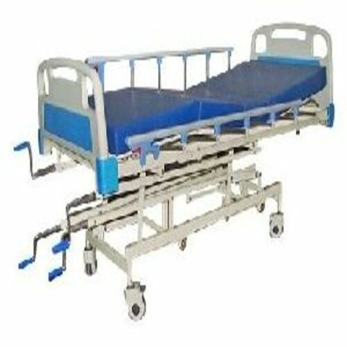 Icu Hospital Bed With Wheel