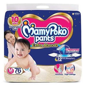 MamyPoko Pants with Extra Absorb