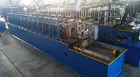 Roll Up Shutter Door Cold Roll Forming Machine