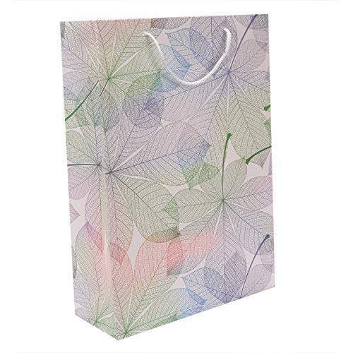 Designer Paper Bags With Rope Handle