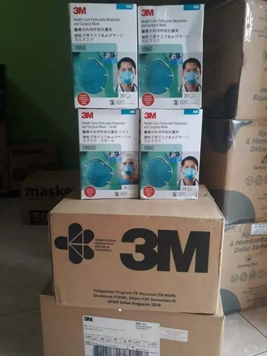 3M N95 1860 Face Mask