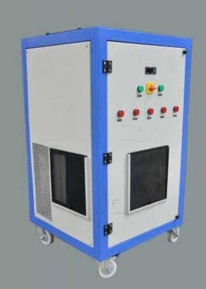 Water Chiller With Wheel Base