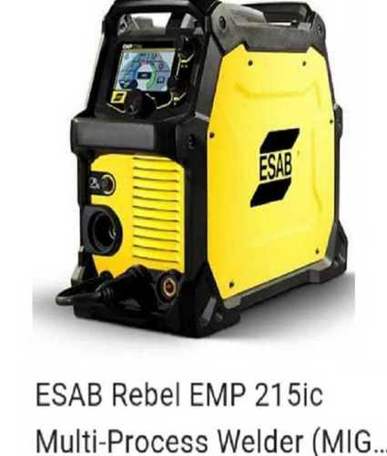 Esab Rebel Emp 215ic Multi Purpose Welding Machine