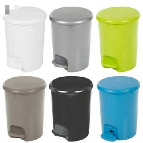 Multicolor Light Weight Plastic Dustbins