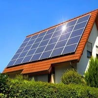 Solar Panel Rooftop System