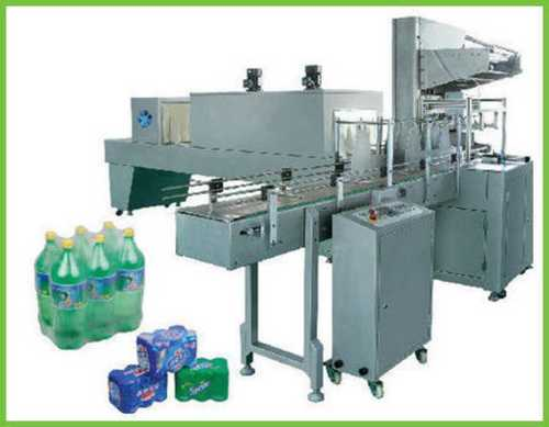 Automatic Bottle Shrink Wrap Machine