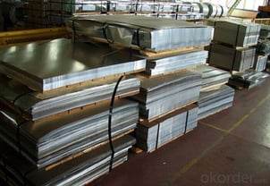 Industrial Grade Tin Plate Sheets