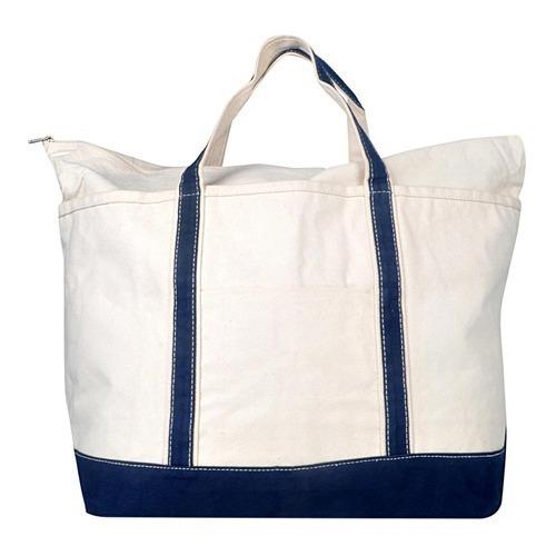 Light Weight Canvas Beach Bag