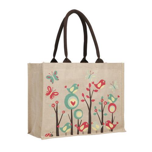 Long Life Juco Shopping Bag