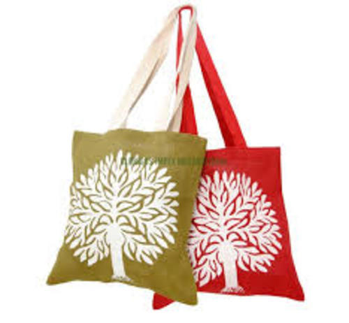Pure Cotton Printed Bags
