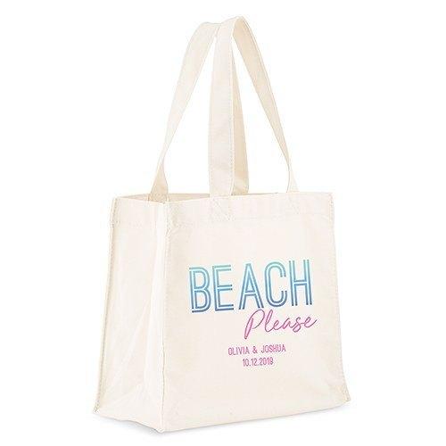 Smooth Finish Beach Bag