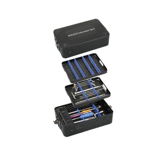 Wskmed Dhs/Dcs Instrument Set Orthopedic Trauma Surgical Instrument Hospital Medical