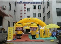 Brand Promotional Advertising Inflatable