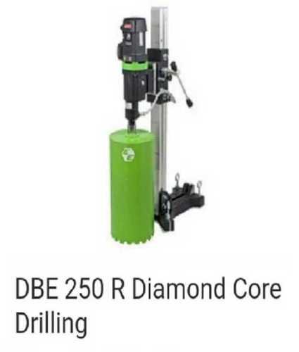 Dbe 250 R Diamond Drilling Machine