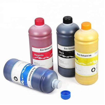 Eco Solvent Ink For All The Eco Solvent Printer Application: Vinyl