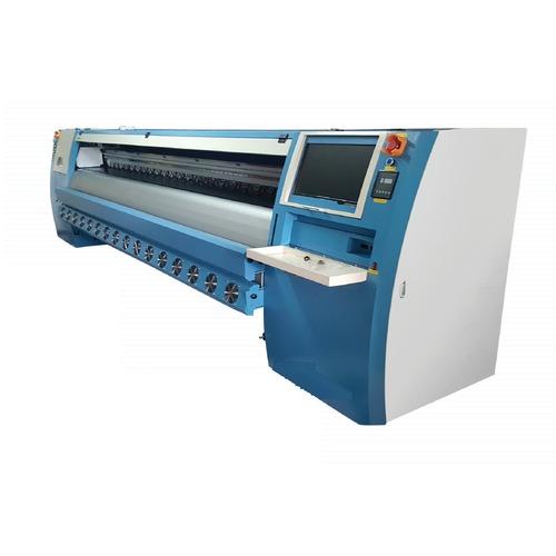 Grand Konica 512I Flex Printing Machine