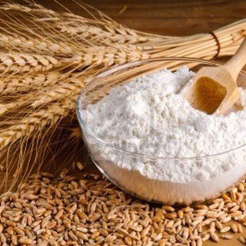Natural Flavor Wheat Flour