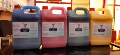 Solvent Ink For Flex Printing Solvent Machine Best Before: 1 Years