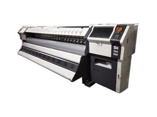 VT Flora Konica 512i Flex Printing Machine