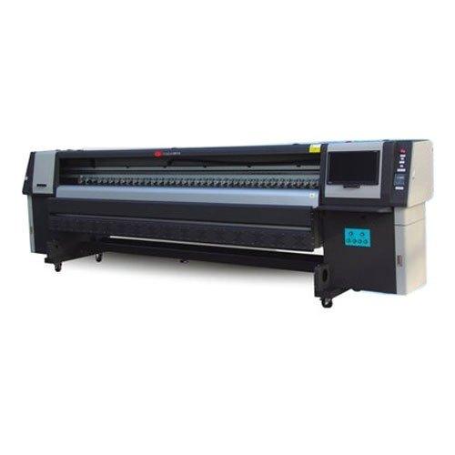 VT X9 Konica 512i Flex Printing Solvent Machine