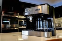 Automatic Electric Coffee Maker