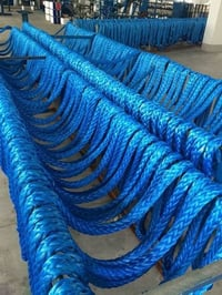 8 Strands Max Power UHMWPE Rope