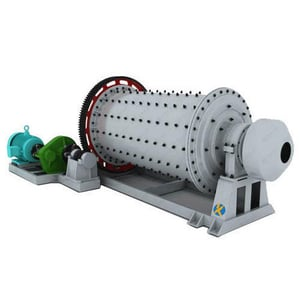 Autogenous Grinding Ball Mill